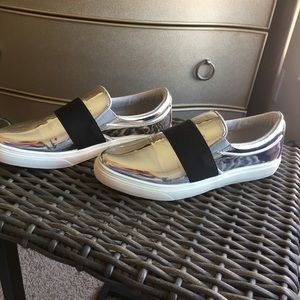 Shiny Sneakers